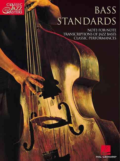 Classic Jazz Masters By Hal Leonard Publishing Corporation (EDT)