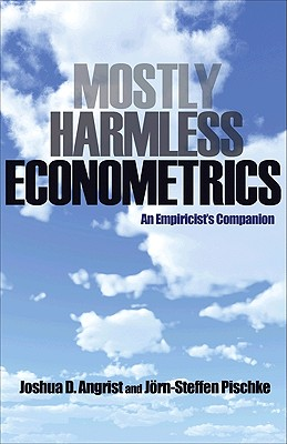 Mostly Harmless Econometrics By Angrist, Joahua D./ Pischke, Jorn-steffen